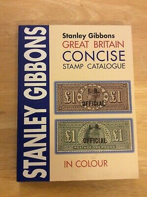 Stanley Gibbons Great Britain Concise Stamp Catalogue 2005