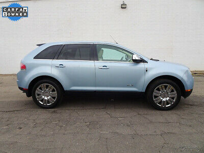 2008 Lincoln MKX  2008 Lincoln MKX SUV Used 3.5L V6 Automatic FWD Leather Navigation Heated Seats