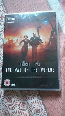 The War Of The Worlds (DVD, 2019)