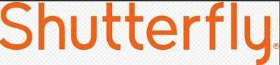 Shutterfly $25 Gift Certificate or 50% off Purchase