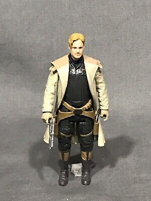 Star Wars Force Link 2.0 Solo Story Tobias Beckett ..Loose