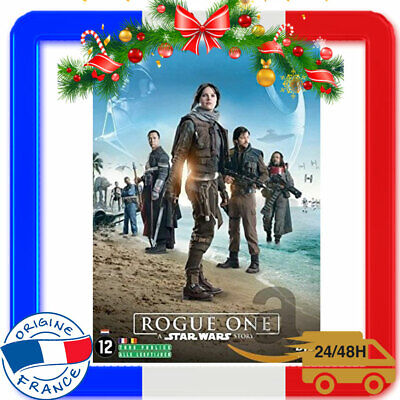 DVD Rogue One A Star Wars Story NEUF Sous Blister Version Francaise Film Cadeau