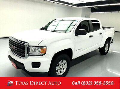 2016 GMC Canyon 2WD Texas Direct Auto 2016 2WD Used 2.5L I4 16V Automatic RWD Pickup Truck