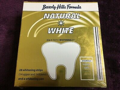 BEVERLY Hills Formula Perfect White 2 in 1 Whitening kit