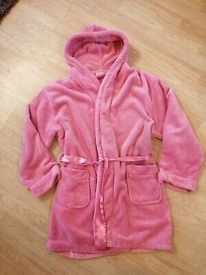 New Look Women's Soft pink Dressing Gown  Size L 14