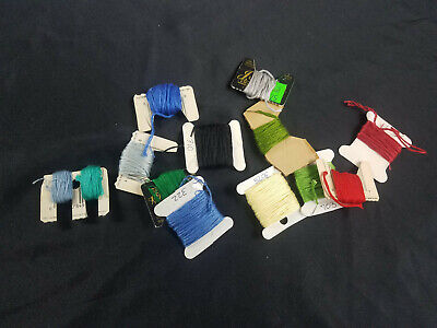 Lot of Assorted Cross Stitch Floss Embroidery Thread