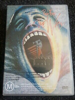 Pink Floyd - The Wall - DVD PAL free postage