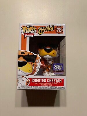 Funko Hollywood Grand Opening Exclusive Chester Cheetah Pop #78