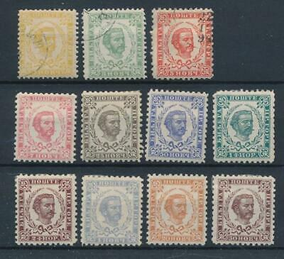 [50564] Montenegro good lot MH Very Fine stamps