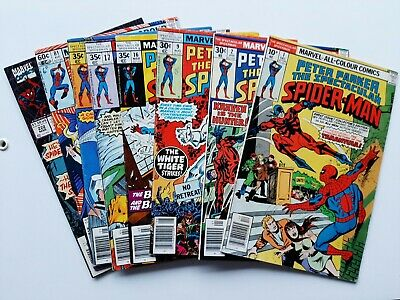 Lot Issu Peter Parker The Spectacular Spider-Man Mcg Vo Us