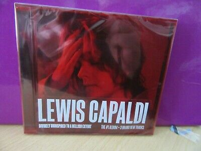 Lewis Capaldi     Divinely Uninspired To A Hellish Extent    Deluxe Edition 2019