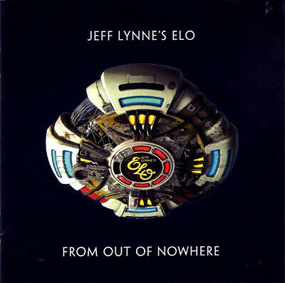 Jeff Lynne's ELO From Out Of Nowhere Electric Light Orchestra Lynne - Sealed CD