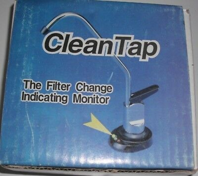 CT-1 Clean Tap Monitor - The Filter Change Indicating Monitor.