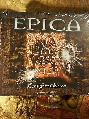 Epica - Consign To Oblivion - Expanded Edition (NEW 2CD)