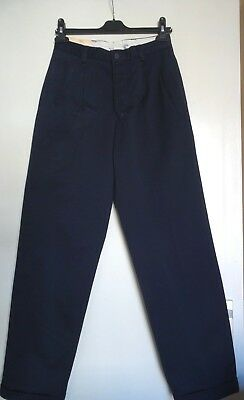 Gents Mens Lovely Designer Levi's Vintage Chinos Smart Trousers Size 28W 32L New
