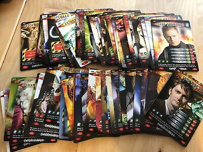 Dr Who Battles In Time Exterminator Cards