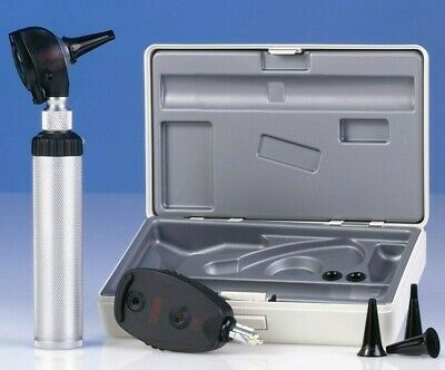 Heine K180 Ophthalmoscope And Otoscope Medical Diagnostic Set