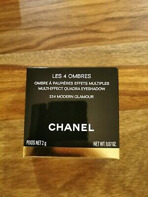 Chanel-Les 4 Ombres-334 Modern Glamour