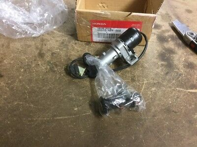 Honda SH 125 Ignition Switch & Lock Set NEW 2001-04