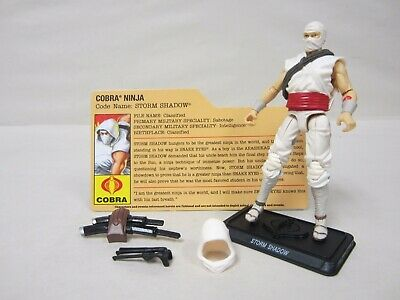 GI JOE vs Cobra RESOLUTE 3 3//4 inch Action Figure Collector 5 Pack Hasbro 78858
