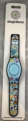 Disney Parks Characters Cuties Magic Band WDW 2019 - NEW