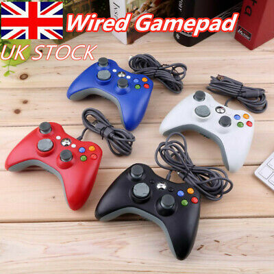 Xbox 360 Controller USB Wired Game Pad Wired Gamepad For Microsoft Xbox 360 / PC