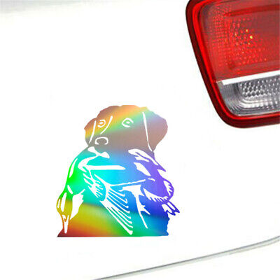 """Life is better with labs F403 6/"""" sticker decal duck hunt labrador retriever"""