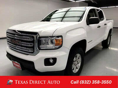 2017 GMC Canyon 2WD Texas Direct Auto 2017 2WD Used 3.6L V6 24V Automatic RWD Pickup Truck