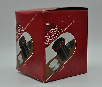 PATERSON Super System 4 Film Developing Tank boxed with Reel