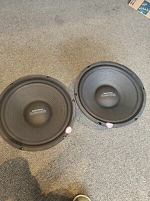 Radio Shack 12 Inch Subwoofers Never Played