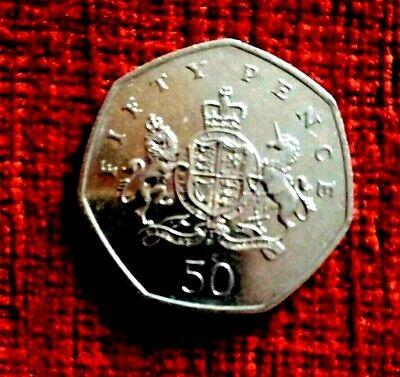 2013  CHRISTOPHER IRONSIDE 100TH ANNIVERSARY 50p piece