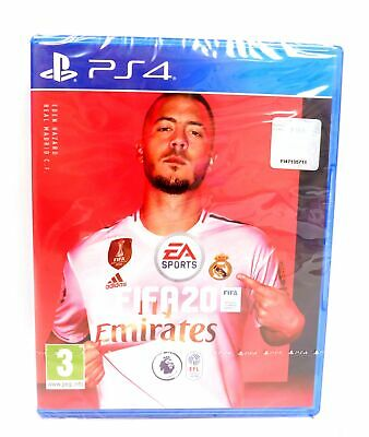 FIFA 20 Sealed PS4 Game PlayStation 4 Brand New In Box 2020 - Y99