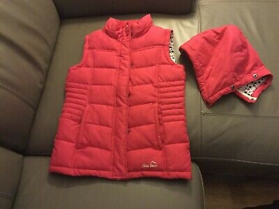 Girls Peter Storm Pink Gilet Body Warmer (Age 13)