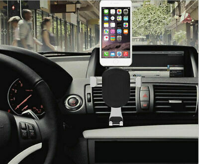 Universal 360° ROTATION Mobile Phone Holder CAR Air Vent Mount  Base Support NEW