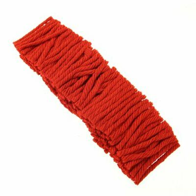 """1 pack Anchor Pure Latch Hook Wool - Red 098. 160 strands per pack 6 ply 2.5"""""""