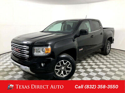 2016 GMC Canyon 2WD SLE Texas Direct Auto 2016 2WD SLE Used 3.6L V6 24V Automatic RWD Pickup Truck