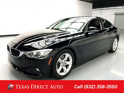 2014 BMW 4-Series 428i Texas Direct Auto 2014 428i Used Turbo 2L I4 16V Automatic RWD Coupe Premium