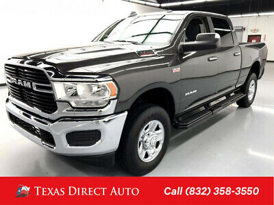 2019 Ram 2500 Big Horn Texas Direct Auto 2019 Big Horn Used 6.4L V8 16V Automatic 4WD Pickup Truck