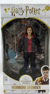 Harry Potter Deathly Hallows Part II 7 Inch Action Figure - Hermione Granger