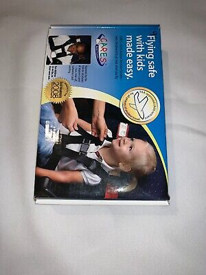 Child Airplane Travel Harness - Cares Safety Restraint System | 22-44 lbs | New