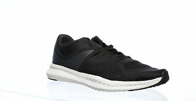 Reebok Mens Flexagon Fit Black/White/True Grey Cross Training Shoes Size 10
