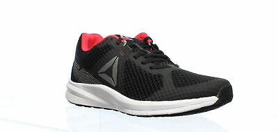 Reebok Womens Endless Road Black/Grey/Pink Running Shoes Size 8