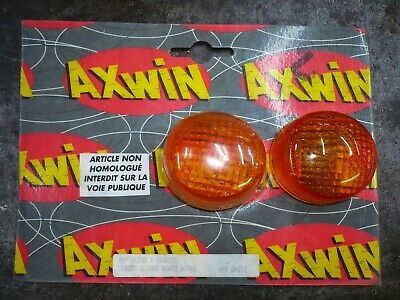 CABOCHONS DE CLIGNOTANTS axwin arriere yamaha mbk NITRO  AEROX 1999 ->