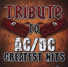 Tribute to Ac/Dc'S Greatest Hits von Ac/Dc Tribute | CD | Zustand gut