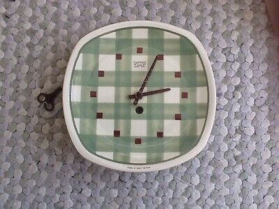 Original Vintage Smiths Wall Clock