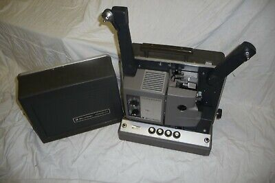 Cine film projector BELL & HOWELL 655 TQI FILMOSOUND 16mm sound excellent