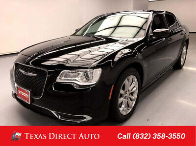 2015 Chrysler 300 Series Limited Texas Direct Auto 2015 Limited Used 3.6L V6 24V Automatic AWD Sedan
