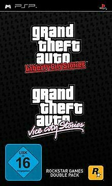 Grand Theft Auto Double Pack: Vice City Stories + Libert... | Game | Zustand gut