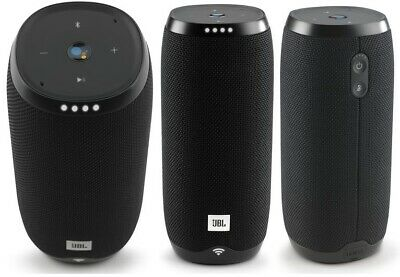 JBL Link 20 Smart Bluetooth Voice Activated Portable Wireless Speaker Great Deal