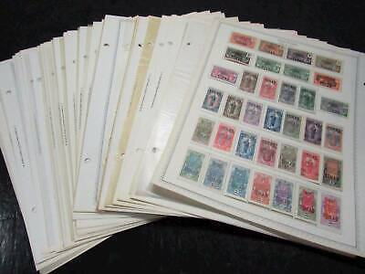 NobleSpirit No Reserve } Marvelous Chad Stamp Page Collection!